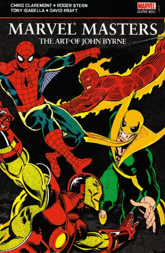 Marvel Masters: The Art Of John Byrne