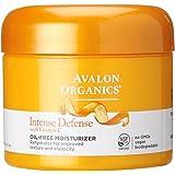 Avalon Organics Intense Defense with Vitamin C, Oil-Free Moisturizer 2 oz