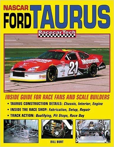 NASCAR Ford Taurus (RacecarTech) by William Burt (2004-11-01)