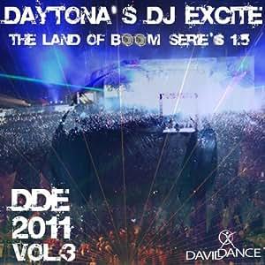 Daytona's Dj Excite The Land Of Boom Serie's 1.5 DDE 2011 Vol. 3