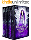 The Nocturnal Academy Complete Series Boxset [A New Adult Prison Academy Series]