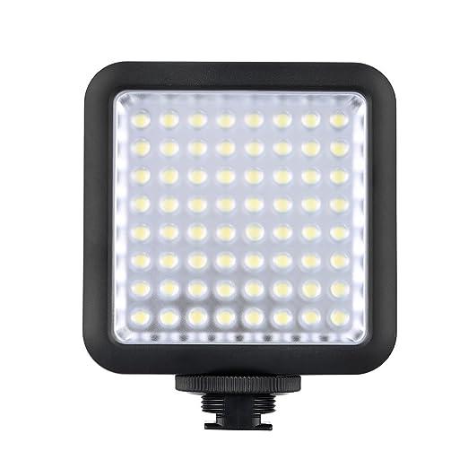 45 opinioni per Godox LED 64 Luce Video Fill Light LED