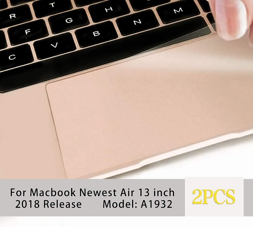 人気大割引 HRH 2018 MacBook Air 13インチ 13インチ Trackpad A1932 トラックパッド プロテクター フルボディステッカー Protector パームレストカバー A1932 trackpad protector Trackpad Protector B07KSBX71V, モノルル:a6099b4e --- a0267596.xsph.ru