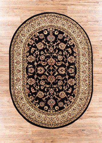 Well Woven 549334O Barclay Sarouk Traditional Rug, 3'11