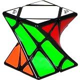 Cuberspeed Twisty Skewb Black Speed Cube