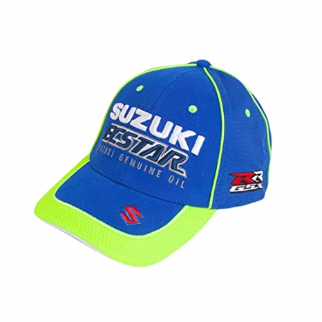 Suzuki Motogp Team Ecstar ricamato cappello blu 990 F0-m7cap-000 ... 354961ca7235
