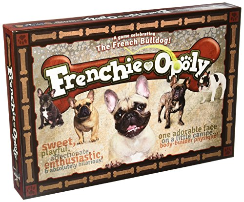 (Late for the Sky Frenchie-Opoly)