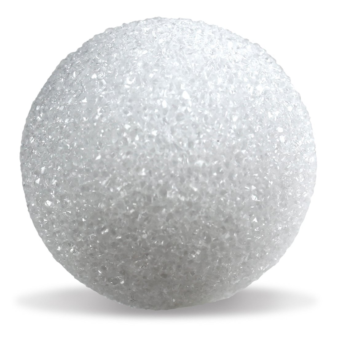 Hygloss Products White Styrofoam Balls for Arts and Crafts – 1 Inch, 100 Pack by Hygloss