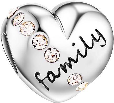 charm pandora argent 925 family