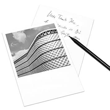 Cognosco Postkarte Leipzig Im Polaroid Look Motiv Blechbüchse
