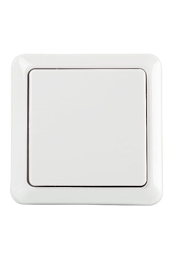 Trust Smart Home 433 Mhz Funk-Wandschalter AWST-8800: Amazon.de ...