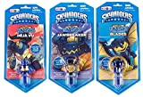 Skylanders Trap Team Legendary Trap Team Set Includes Jawbreaker Deja Vu and Blades