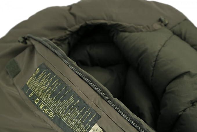 3 estaciones - Saco de dormir Carinthia Defence 4 German Army - Superior grade 1 utilizar: Amazon.es: Deportes y aire libre