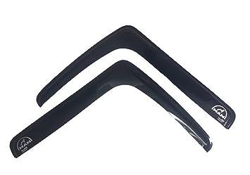 Amazon.es: Juego de 2 piezas. Deflectores de viento específicos para ventana de lluvia y parabrisas para camión, camión, camión o cabina