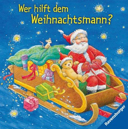 Wer hilft dem Weihnachtsmann?