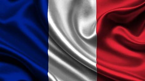 Grande bandiera francese