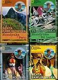 Front cover for the book Blondynka na Sri Lance by Beata Pawlikowska