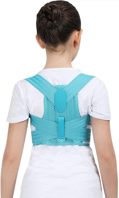 Corrector de postura para mujeres debajo de ropa Beldar Atrás Cinturón Niños Corsé ortopédico para niños espalda espalda Lumbar Hombro Sujetadores Salud sentado Postura Ortesis para niños y niñas