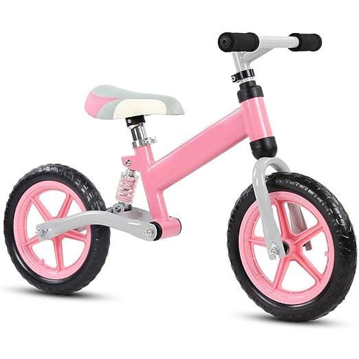 Bicicleta niño Bicicleta Liviana de Equilibrio de 12