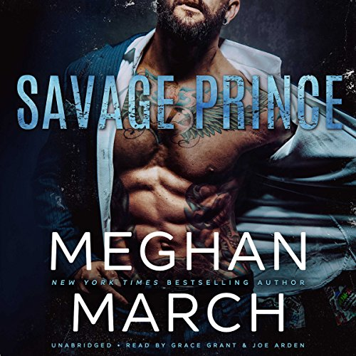 Savage Prince Audiobook [Free Download by Trial] thumbnail