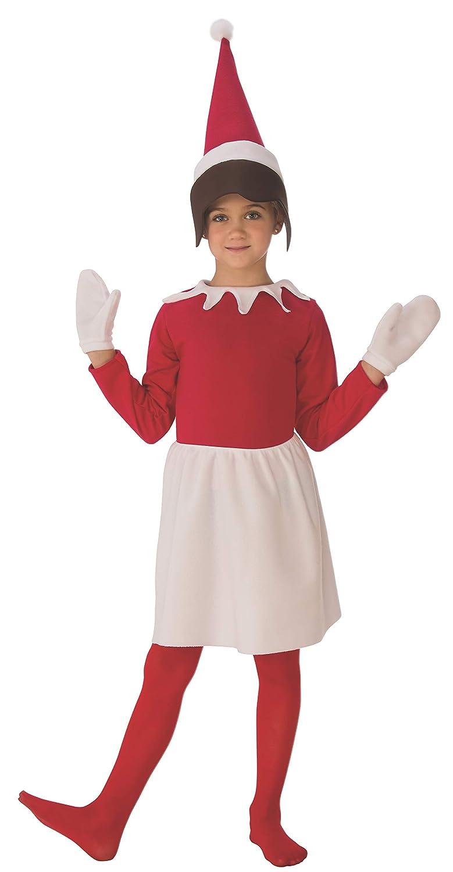 Medium Rubie/'s 641240/_M Rubies Childs Sitting Elf Girl Costume