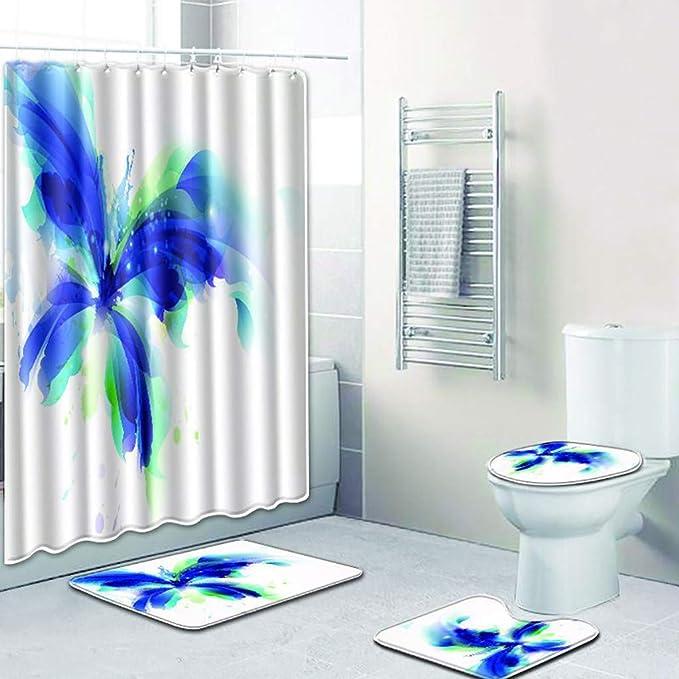 Amazon.com: Charmsamx - Juego de 4 piezas de decoración para ...