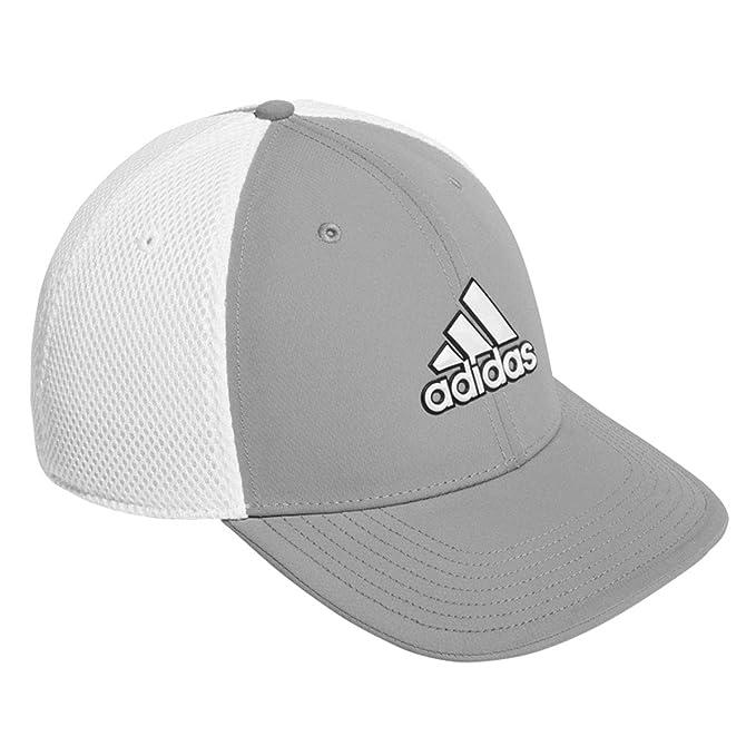 1c7cb13c72c adidas Men s s A-Stretch Tour Hat Baseball Cap  Amazon.co.uk  Clothing