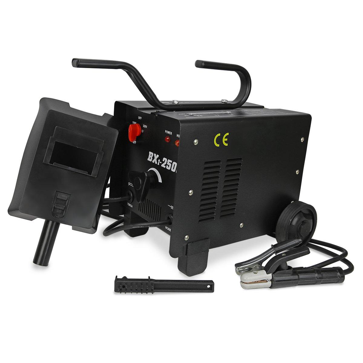 XtremepowerUS 250 AMP Arc Welder Welding Machine With Accessories by XtremepowerUS (Image #1)
