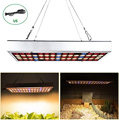 Hendont 1000W 75 LED AC 85-265V Grow Light Panel Long Lifespan for Plant Growing 85-265V Light