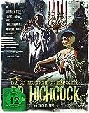 Das schreckliche Geheimnis des Dr. Hichcock - Ungeschnittene Langfassung  (+ DVD) (+ CD) [Blu-ray] [Limited Edition]