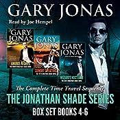 The Jonathan Shade Series: Books 4-6: Anubis Nights, Sunset Specters, Wizard's Nocturne | Gary Jonas