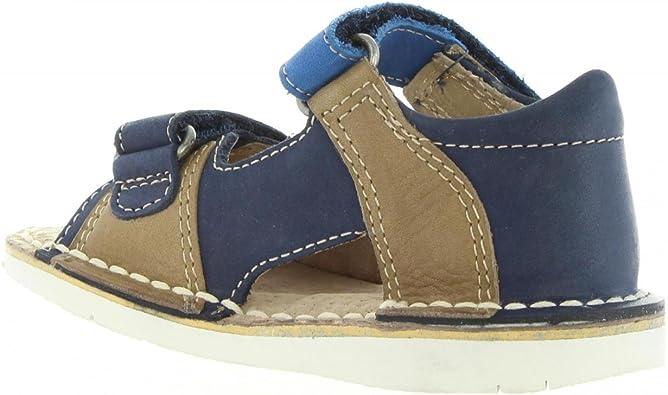 Chaussures B/éb/é Marche gar/çon Kickers Wasabi BIS