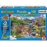 SCHMIDT SCH56192 Kingdom of The Dinosaurs Jigsaw Puzzle