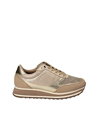 1119049858ed5 Tommy Hilfiger FW03634 Trainers Women  Amazon.co.uk  Shoes   Bags