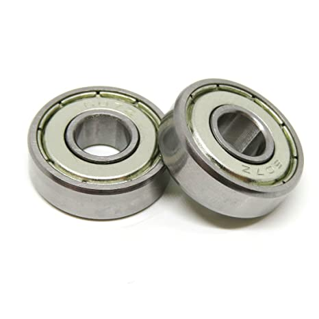 Zoty 607Z® Rodamientos de Bolas Blindados de 7 x 19 x 6 mm ...