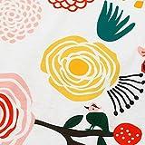Newborn Baby Girls Flower Animal Print Romper