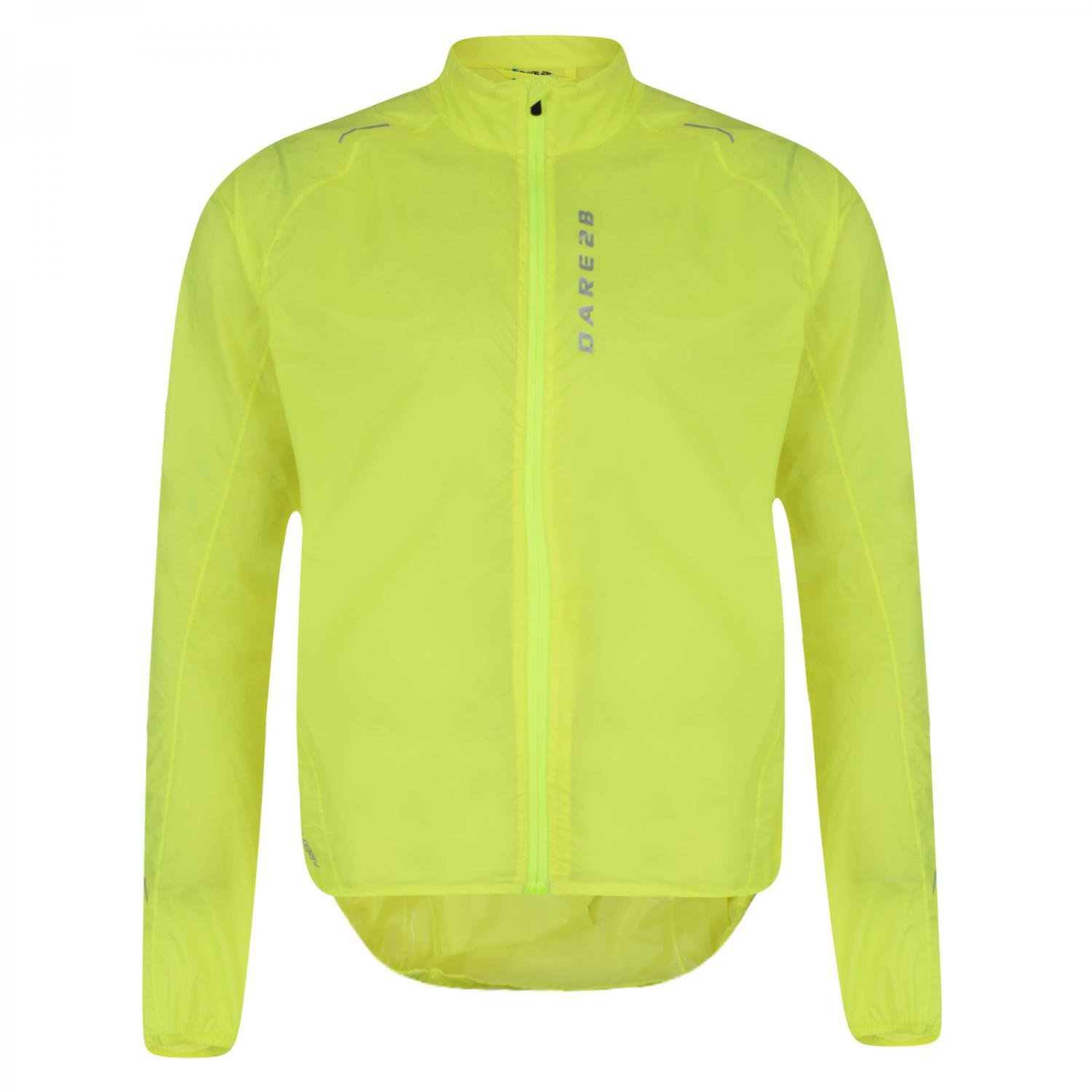2X-Large Dare 2b Mens Ensphere Jacket Fluorescent Yellow