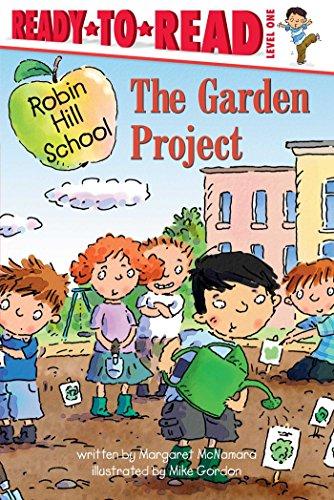 The Garden Project (Robin Hill School)