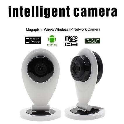 Amazon.com : HB01 WiFi Network 720P HD Wireless IP Camera + ...