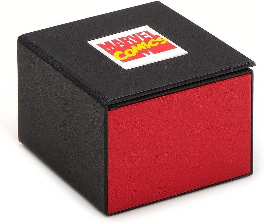 Iron Man de Marvel Comics caja de regalo de las mancuernas Formal Wear: Amazon.es: Joyería