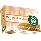 Mother Organic Multani Mitti Soap - 100 gms