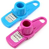 HuaYang Manual Seasoning Ginger Garlic Grater Slicer Cutter Practical Kitchen Accessory