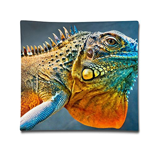 Phyllis Walker Pillow Shams Big Animal Square Throw Pillow Case Cotton Decorative Pillowcase Cushion Cover For Sofa Bedroom 18