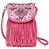 Best Style Wallets - Western Style Cowgirl Fringe Small Crossbody Tassels Cell Review