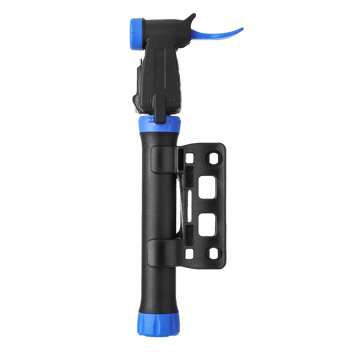 Stroke Bike Pump Hybrid /& BMX Bike Portable Light Weight Cycle Pump, Mini Bicycle Hand Pump Compatible with Presta /& Schrader Valve /& Sports Ball for Mountain Road OUTERDO Mini Two