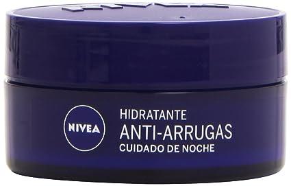 Nivea - Hidratante Anti-Arrugas - Crema para cuidado de noche - 50 ml: Amazon.es: Belleza