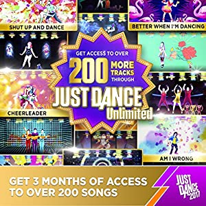 Just Dance 2017 Gold Edition (Includes Just Dance Unlimited subscription) - PlayStation 4