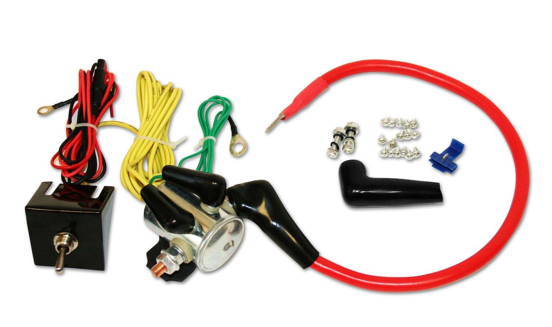 Bulldog 20038 Power Interrupt Kit Automotive Wiring Diagram In Addition Warn Winch On
