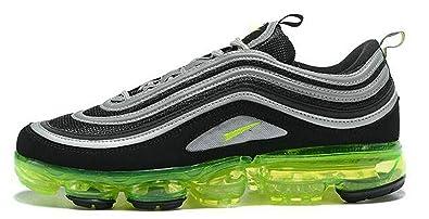 separation shoes ebcf2 21039 Maxstar Air Vapormax 97 Japan OG Black Neon Green Mens ...