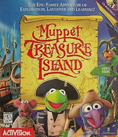 Amazon.com: Muppet Treasure Island: Video Games